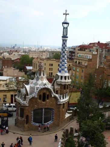 Hiszpania, Barcelona 2010