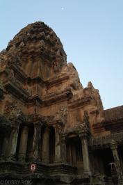 Angkor Wat o zachodzie slonca (1)