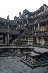Angkor Wat o zachodzie slonca (3)