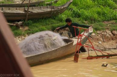 Kampong Khleang wioska na palach (12)