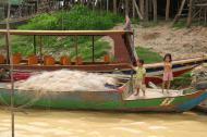 Kampong Khleang wioska na palach (14)
