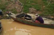 Kampong Khleang wioska na palach (16)