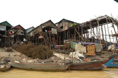 Kampong Khleang wioska na palach (20)