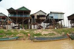 Kampong Khleang wioska na palach (22)