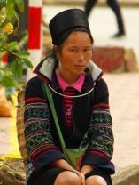 Gorskie plemiona zamieszkujace okolice Sapa Wietnam (11)