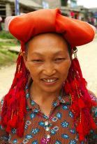 Gorskie plemiona zamieszkujace okolice Sapa Wietnam (8)