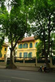 Kolonialne zabytki Ha Noi (4)