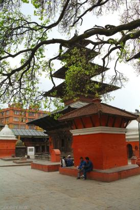 Patan i okolice Durbar Square (18)