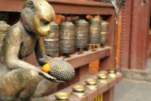 Patan i okolice Durbar Square (4)