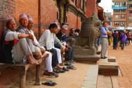 Patan i okolice Durbar Square (8)