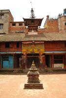 Patan i okolice Durbar Square