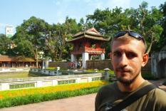 Swiatynia literatury w Ha Noi (5)