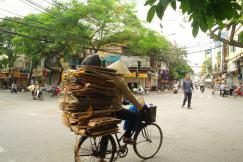 Transport w Hanoi Wietnam (2)