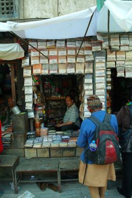 Ulice Katmandu (5)