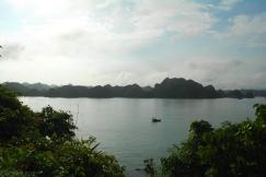 Widok z Monkey Island Ha Long Bay (4)