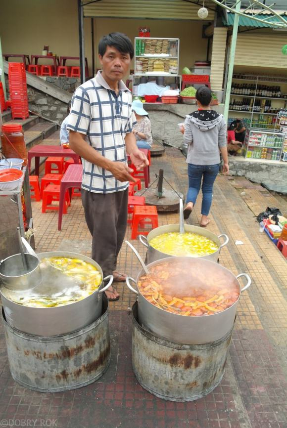 Jedzenie w Da Lat (1)