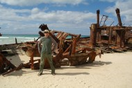 Wrak na Fraser Island (5)