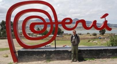 Granica Boliwia Peru