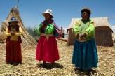 Jezioro Titicaca plywajace wyspy Uros (6)