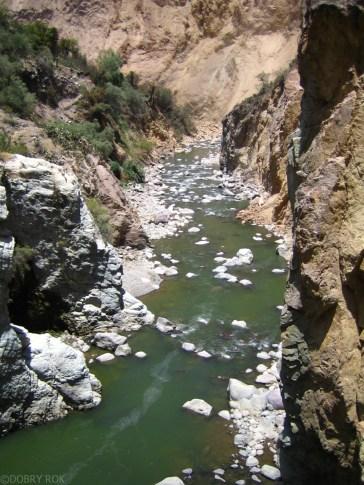Oaza w Kanionie Colca