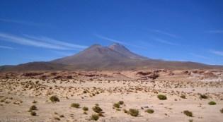 Na pustyni w Boliwii