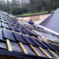 Composite Slate Roof Ds762 Dobson Amp Son Ltd