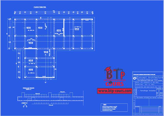 PlanDWG: Plan B.A et Archi N° 010