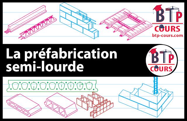 La préfabrication dans la construction