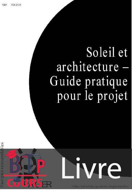 livre architecture sur BTP-Cours.com