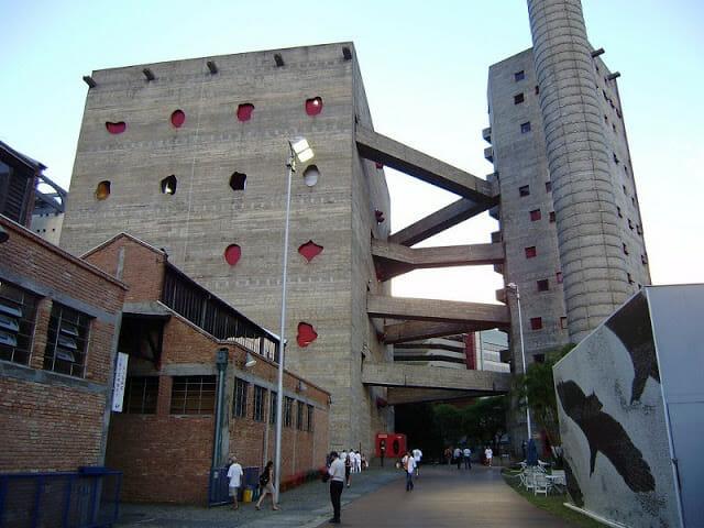 Centre de loisirs SESC Pompeia