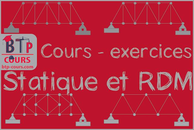 cours et exercices RDM