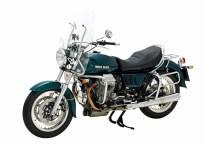 Moto Guzzi California 2 Umbau