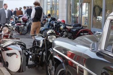 Oldtimereintracht Auto und Motorräder