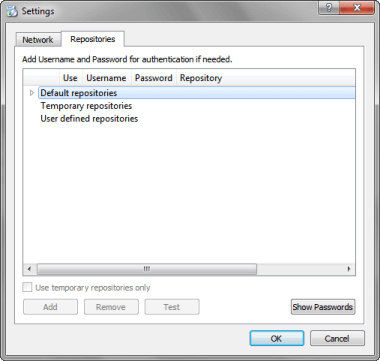 Specifying Settings | Qt Installer Framework Manual