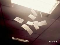 Enveloppes volantes