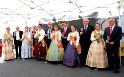 La ilusión impregna el Campo de Borja, en la XXIX Fiesta de la Vendimia del Imperio de la Garnacha