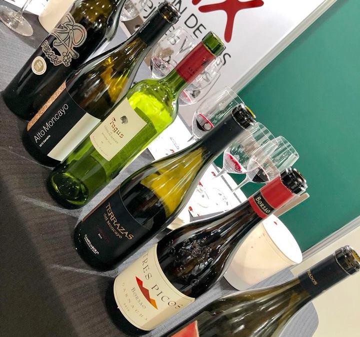 La DOP Campo de Borja en el XIX Salón de los mejores vinos de España Guía Peñín