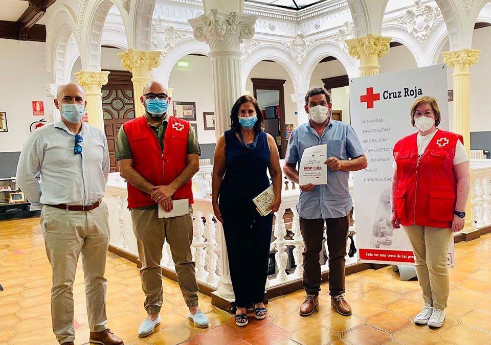 Donación a Cruz Roja Zaragoza