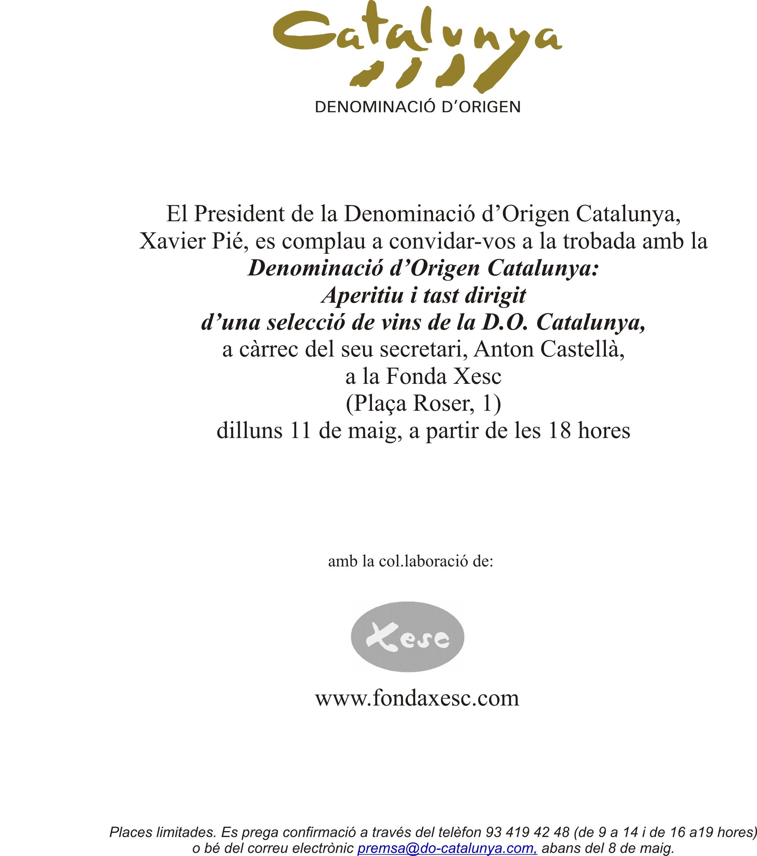 Acte DO Catalunya al Ripollès