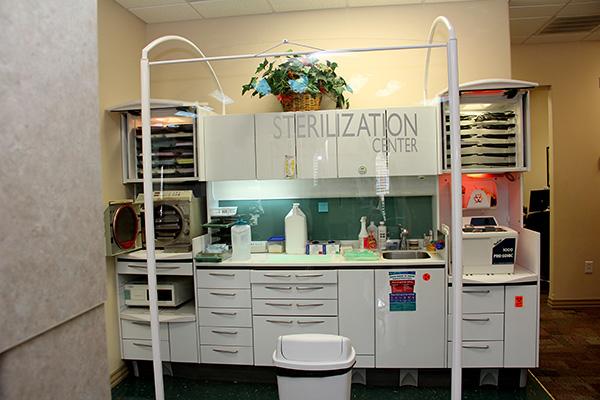 Safe and Transparent Dental Sterilization