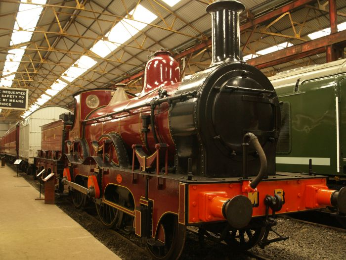 Midland Railway Centre Museum West Shed Butterley Swanwick