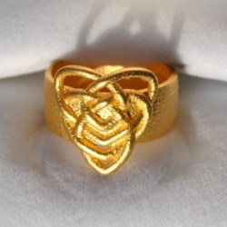 Celtic Motherhood Knot Ring