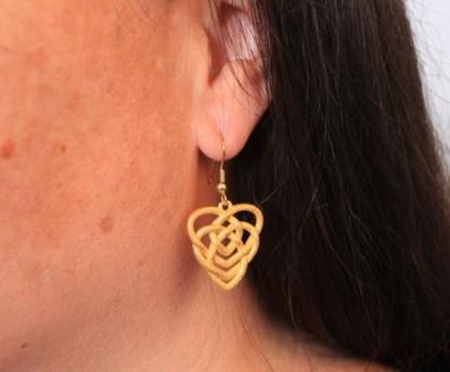 Motherhood Knot Earrings