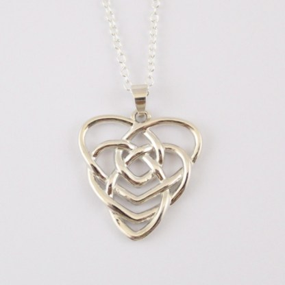 Motherhood Knot 925 Silver