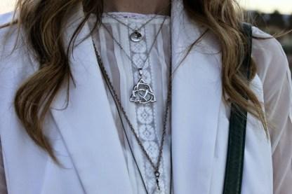 Nomis Niche Trinity Knot