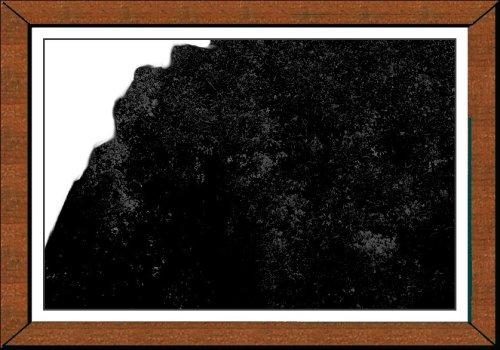 Still Life with Tar Paper Imaginary Reconstruction of a Work by Finke Medium: Construction Grade Tar Paper