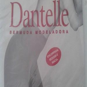 Bermuda Modeladora Dantelle