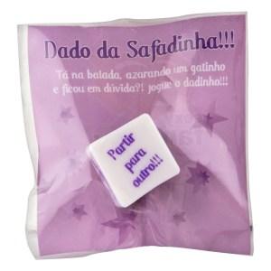 DADO DA SAFADINHA SEXY FANTASY