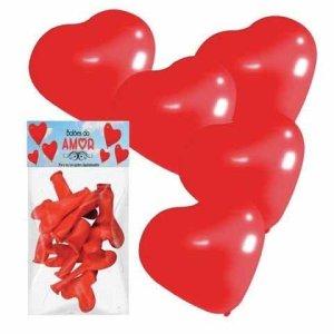 Balões do Amor coração Apaixonado – 10UN