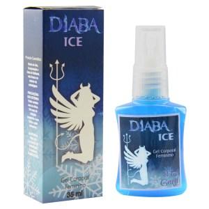 DIABA ICE EXCITANTE FEMININO SPRAY 35ML GARJI